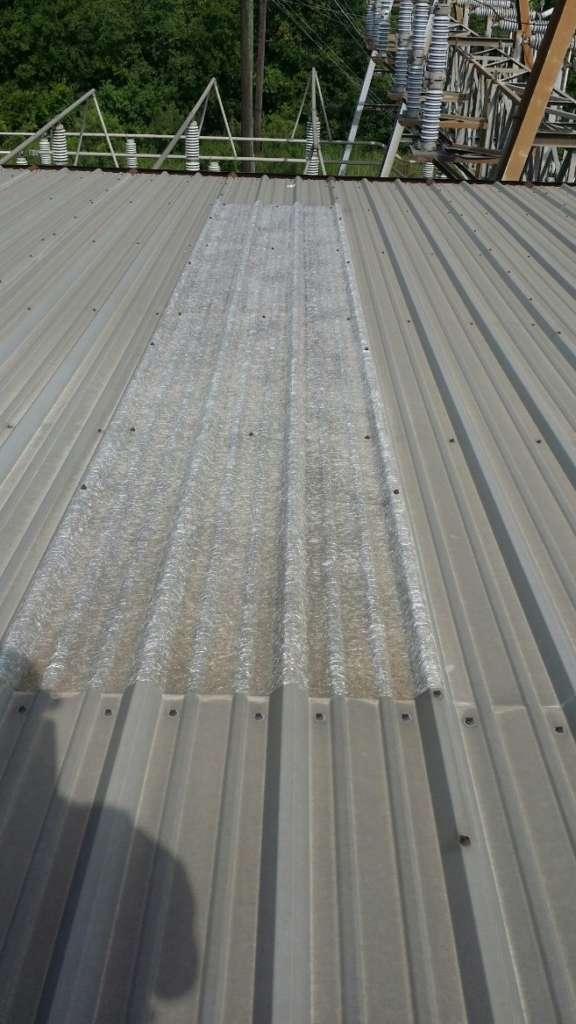 Harsco Industrial Ikg Skylights Mid South Waterproofing